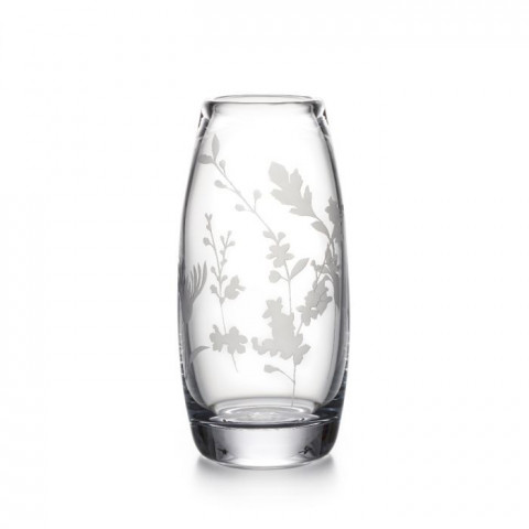 Engraved Floral Addison Vase   Gracious Style