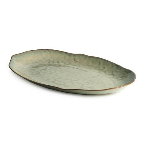 Burlington Oval Platter, Large Moss Glen | Gracious Style