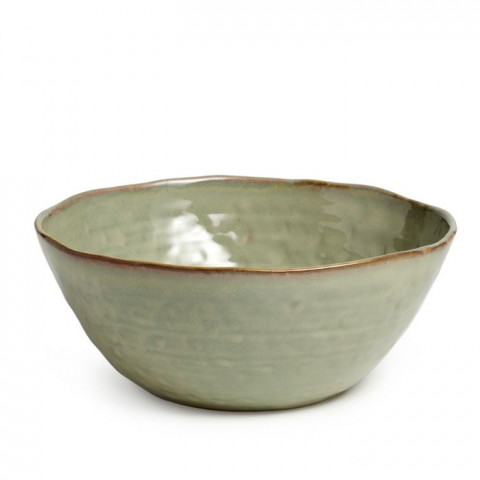 Burlington Serving Bowl Moss Glen | Gracious Style