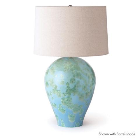 Crystalline Woodstock Lamp Jade | Gracious Style