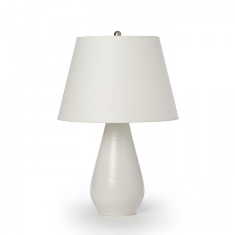 Bristol Pottery Lamp Alabaster | Gracious Style