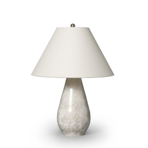 Crystalline Bristol Pottery Lamp Candent | Gracious Style