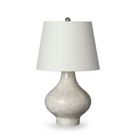 Crystalline Dover Pottery Lamp Candent | Gracious Style