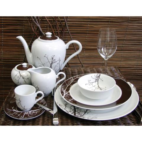 Porcel Tree Dinnerware | Gracious Style