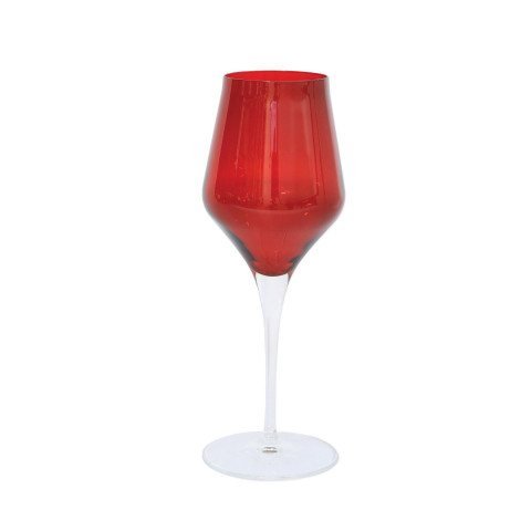 "Contessa Red Wine Glass - 9""h, 9 Oz | Gracious Style"