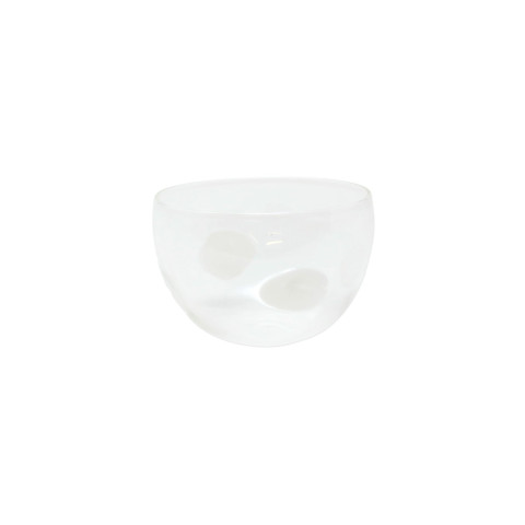 Drop White Small Bowl - 3.5 in. d, 2.5 in. h | Gracious Style