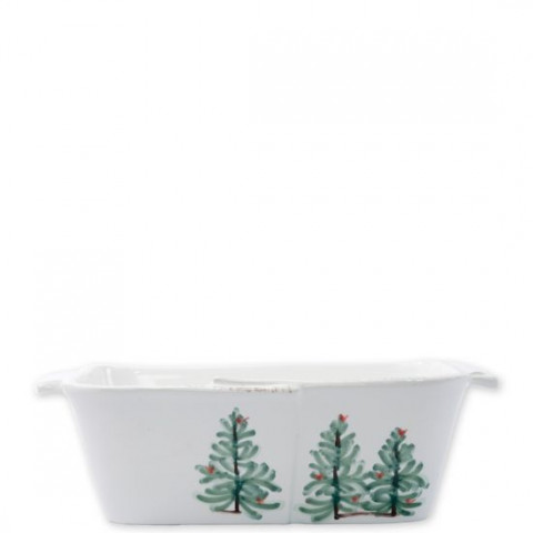 Lastra Holiday Loaf Pan - 10.5 in. l, 5 in. w, 3 in. h | Gracious Style