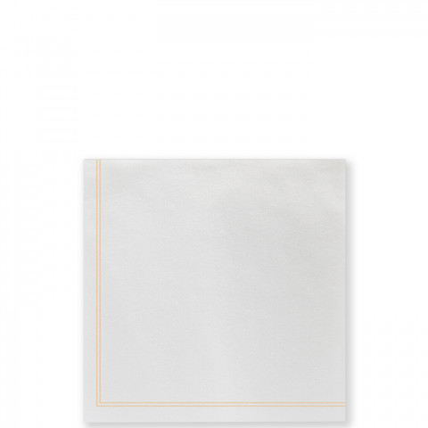Papersoft Napkins Linea Yellow | Gracious Style