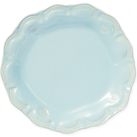Incanto Stone Aqua Lace Four-piece Place Setting - 7 in. -11 in. d | Gracious Style