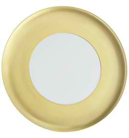 Domo Gold Charger Plate 13 In | Gracious Style