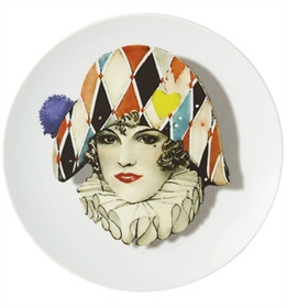 Christian Lacroix Love Who You Want Dinnerware | Gracious Style