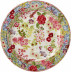 Millefleurs Canape Plates 6 1/2 In Dia, Set of 4 | Gracious Style