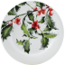 Holly Canape Plate 6 1/2 In Dia | Gracious Style