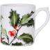 Holly Mug 10 Oz | Gracious Style