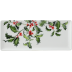 Holly Oblong Serving Tray 14 In Long | Gracious Style