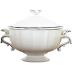 Filet Indigo Soup Tureen 1 Gallon / 135 Oz   Gracious Style
