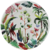 Jardins Extraordinaires Coasters 5 In Dia, Set Of 2 | Gracious Style