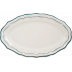 """Filet Acapulco Pickle Dish 9"""" Long 