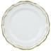 Filet Or/Gold Dessert Plate 9