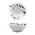 Les Oiseaux Cereal Bowls  7 in.  Dia - 10 Oz Set Of 2 | Gracious Style