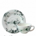 Les Oiseaux Breakfast Saucer 7 1/2 in.  Dia | Gracious Style