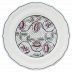 "Dominote Large Wall Platter Roses 24 3/16"" Dia 