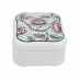 Dominote Square Candy Box 4 5/16 in.  X 4 5/16 in.  X 1 15/16 in. | Gracious Style