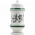 Dominote Handpainted Pharmacy Jar Floral 8 13/16 in.  H | Gracious Style