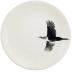 Chambord Canape Plate Hen Pheasant 6 1/2