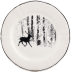 Chambord Dessert Plate Stag 9 1/4