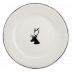 Chambord Dinner Plate 11 1/4 in.  Dia   Gracious Style