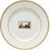 Fiesole Dinner Plate 11 In   Gracious Style