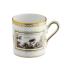 Fiesole Coffee Cup 2.75 oz   Gracious Style