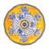 "Benidorm Melamine 11"" Dinner Plate | Gracious Style"