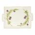 Olive Handled Rectangular Platter - 14.75 in. l, 10.25 in. w | Gracious Style