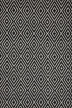 Diamond Black/Ivory Indoor/Outdoor Rug | Gracious Style