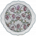 "Dominote Cake Platter 12 1/2"" Dia 
