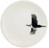 "Chambord Canape Plate Hen Pheasant 6 1/2"" Dia   Gracious Style"